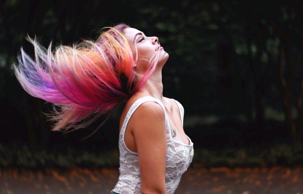 Koktajl kolor dla Twoich włosów