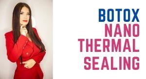 Botox Nano Theral Sealing Basia Muszarska