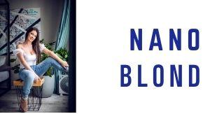 Nano Blond Basia Muszarska